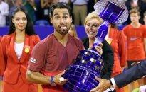 F. Fognini laimėjo ATP turnyrą Kroatijoje