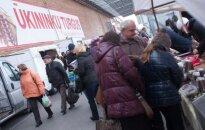 Vietoje sudegusios Centrinės ūkininkų turgavietės Vilniuje įsikurs naujas turgus