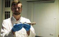 Manto Daubaro rankose - palaikai su galimais kanibalizmo pėdsakais