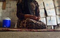 """Tragiškas """"Islamo valstybės"""" sekso vergių likimas: kenčia sunkiai nusakomą žiaurumą"""