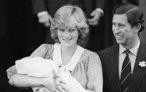 Princesė Diana ir princas Charlesas