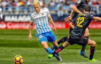 Malaga futbolininkai atakuoja