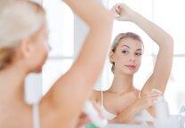 Nemaloni tiesa, kurios tikriausiai nežinojai apie dezodorantus