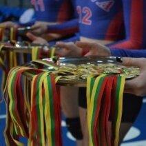 MKL medaliai