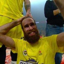 Eurolygos čempionas L. Datome tęsėjo savo pažadą – budeliu su žirklėmis tapo P. Antičius