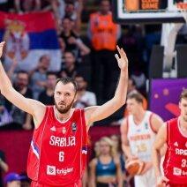 Serbai pašalino sau iš kelio rusus ir žais Europos čempionato finale