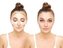 Kaip modeliavimu paslėpti veido putlumą