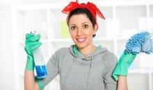 Tegul jūsų namai visada būna švarūs!