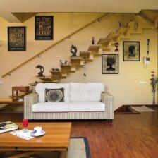 Erdvė po laiptais - 12 idėjų, kaip ją išnaudoti