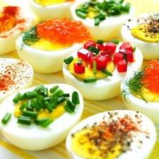 MAIŠYK. 4 kiaušinių įdarai