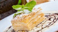 NAPOLEONO tortas GREITUKAS