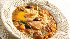 Česnakinė prancūziškos duonos sriuba