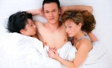 Kodėl tavo mergina nori permiegoti su kita moterimi?