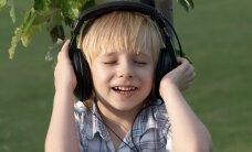 Muzikos terapija daro stebuklus