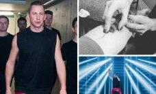 Po koncerto Panevėžyje, E. Dragūnui prireikė medikų pagalbos