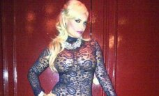 Coco Austin. Coco on WhoSay nuotr.