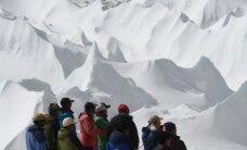 Everesto tragediją išgyvenęs vyras: maniau, kad esu miręs