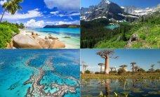 Skubėkite pamatyti: 10 planetos kampelių, kurie netrukus išnyks
