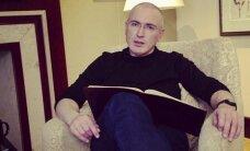 M. Chodorkovskis: su V. Putinu mus sieja susitarimas
