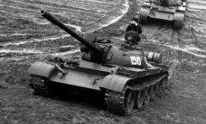 """Sovietų tankai-monstrai: pasenę, bet gyvybingi. Ir populiarūs lyg """"kalašnikovai"""""""