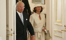 Pakeliui į Sočį Švedijos karališkoji šeima stabtelėjo Vilniuje