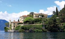 Pasiplaukiojimas po vieną didžiausių Italijos ežerų, kur laiką leidžia ne viena garsenybė