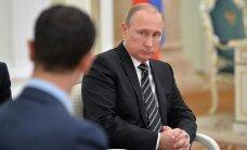 Turkijos atstovas NATO nutarė įgarsinti Rusijos tikslą Sirijoje