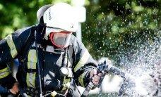 Atmintina paskelbta ugniagesių globėjo šv. Florijono diena