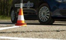 Vairavimo egzamino neišlaikiusio piliečio teismas neužstojo