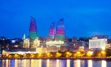 Azerbaidžanas neslepia ambicijų pralenkti Emyratus