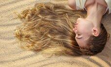 Atgaivinkite pažeistus ir nualintus plaukus
