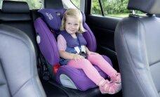 Specialisto patarimai: kaip išsirinkti saugiausią automobilinę kėdutę kūdikiui