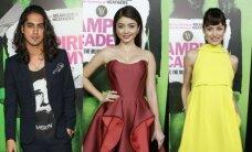 """Auksinis jaunimas: """"Vampyrų akademijos"""" aktoriai pademonstravo prabangų stilių(FOTO)"""