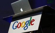 """JAV ir ES mokesčių inspektorių taikinyje – """"Google"""" ir """"Apple"""""""