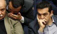 Dvi priežastys, kodėl A. Tsipras gali toliau šantažuoti Europą