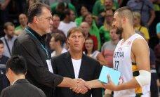 Š. Marčiulionis – apie tobulą rinktinės mechanizmą, FIBA eksperimentus ir LKL progresą