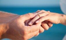 Nustatė, kada palankiausia susituokti, kad išvengtumėte skyrybų