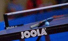 A. Udra baigė pasirodymą atvirame Vengrijos stalo teniso čempionate