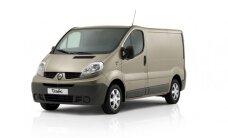 """""""Renault Trafic"""" gamybą perkels į Prancūziją"""