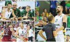 """""""Eurobasket"""" statistika: tarp geriausiųjų – ir lietuviai"""