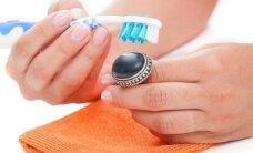 10 būdų išvalyti sidabrą namuose turimomis priemonėmis