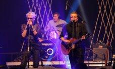 """Grupė """"Biplan"""" Šiauliams padovanojo dvidešimtmečio koncertą"""