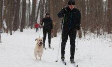 Vilniečių laukia dvi naujos slidinėjimo trasos