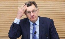 Seimo opozicija nori tyrimo dėl premjero žento