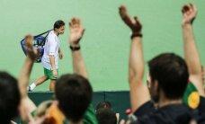 Memfyje prasidėjo ATP turnyras, R. Berankis startuos naktį