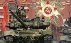 KT: sovietų nusikaltimai gali būti prilyginti genocidui