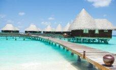 Taip atrodo Maldyvų SPA kompleksas su vilomis už 55 mln. dolerių