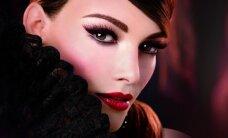 Atspėk, kieno žvilgsnis, ir laimėk prabangų kosmetikos rinkinį