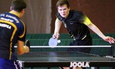 Europos stalo teniso čempionate Rusijoje – pirmi K. Žeimio ir T. Mikučio pralaimėjimai