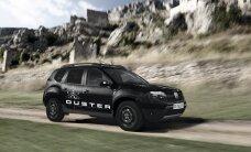 """Ženeva 2013: """"Dacia"""" pristatė naują vienatūrį """"Logan MCV"""" ir """"Duster Aventure"""" visureigį"""